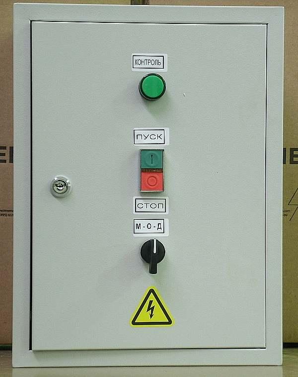 Ящик управления электродвигателем Я5141-3474 УХЛ4 Т.р.17-25А 11 кВт.