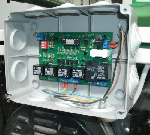 Автозапуск на бензогенератор своими руками 54
